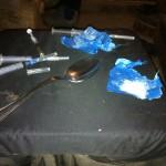 Опиумные наркотики: героин, опий сырец