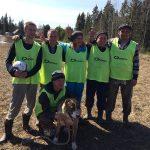 Футбольная команда центра «Время Перемен»