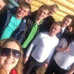 Дружная команда центра для наркоманов и алкоголиков «Время Перемен»
