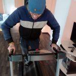 Спорт в реабилитационного центра «Время Перемен»
